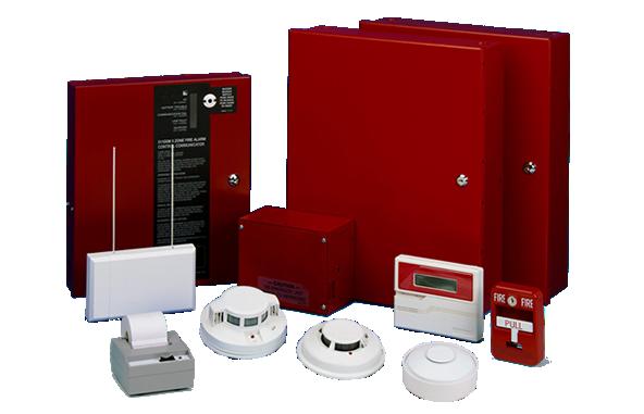 comprar alarma de seguridad contra incendios