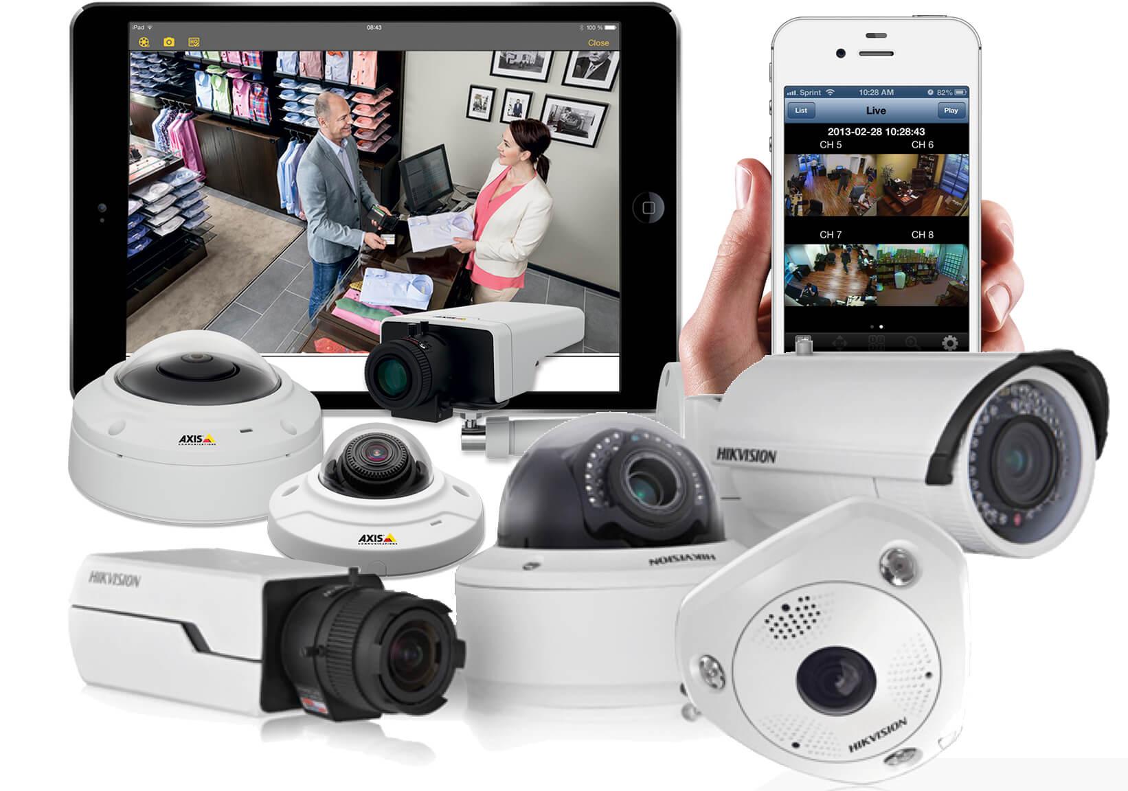 comprar cámaras en Colombia