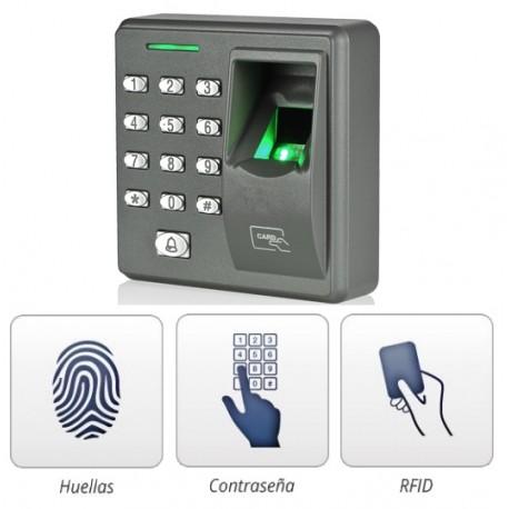 sistemas de control de acceso en Palmira
